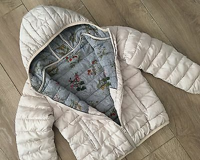 Next Spring Autumn Jacket Coat Age 8 Years Girls