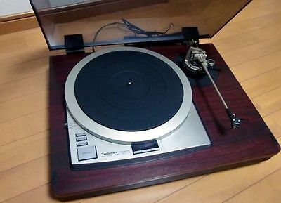 Technics SP-15 SP15 Turntable Record Player & SL-1015 & Titanium EPA-A501H Used
