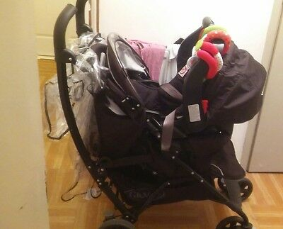 Graco Mosaic Sport Luxe Travel System Single Seat Stroller