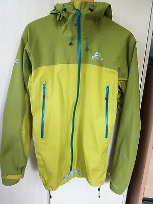 mountain equipment jacket large mens Firefox gortex active walking hiking wired