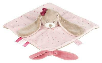 Nattou Nina, Jade & Lili Collection - Comforter (Nina The Rabbit) Free Shipping!