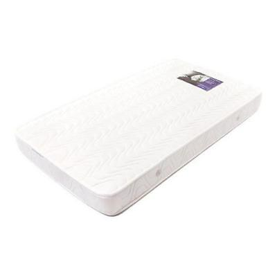BabyRest Double Quilted Deluxe Innerspring Cot Mattress - 1400 x 700 x 125mm Bab