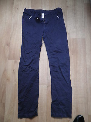 Boys Navy Trousers age 10-11