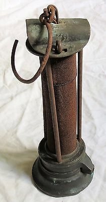 American Safety Lamp & Mine Supply Co Scranton PA Mining Lantern Old Vtg Antique