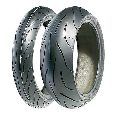 Michelin Pilot Power 120/70 ZR17 (58W) & 180/55 ZR17 (73W) Motorcycle/Bike Tyres