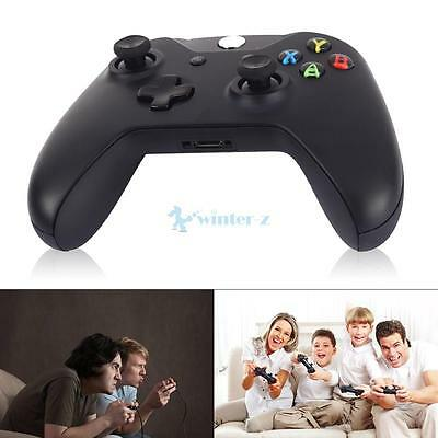 Brand New Black Xbox One Wireless Controller Game Automatically match with xbox