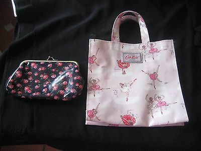 Cath Kidston purse and Kids small shopper ballet