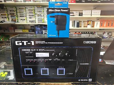 BOSS GT-1 Guitar Multi Effects Pedal