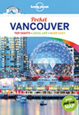 Vancouver LONELY PLANET Pocket GUIDE