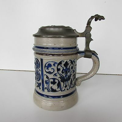German Beer stein tankard