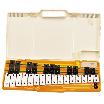 Angel G4-A6 27-Note Glockenspiel with Beaters