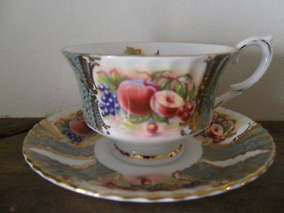 Vintage Paragon China Cup and Saucer