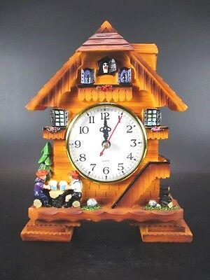 Cuckoo Clock Clock Black  forest Watch 20 cm ! to Stand,Souvenir Germany