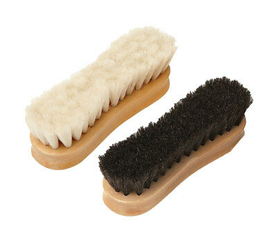 Equerry Wooden Face Brush Goat Hair 4765