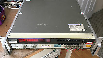 EX MOD HP 3490A 5 Digit Benchtop Frequency Multi-meter