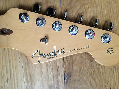 Fender 2000 American Series Stratocaster maple neck with tuners