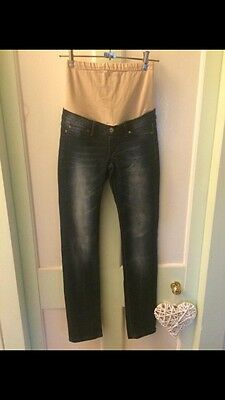 Jeanswest Maternity Jeans - Slim/Straight Cut Size 6