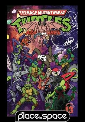 Tmnt Adventures Vol 13 - Softcover