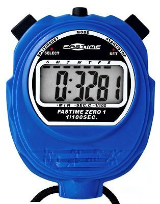 Fastime Fastime 01 Blue- Stopwatches- Blue
