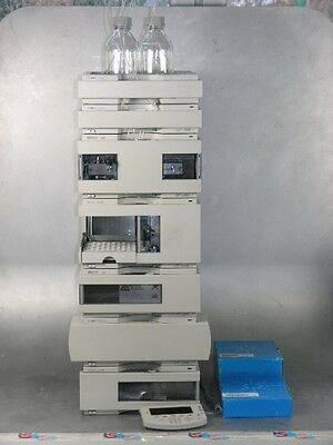 Agilent 1100 HPLC mit Gameboy, Software, Lizenz, PC