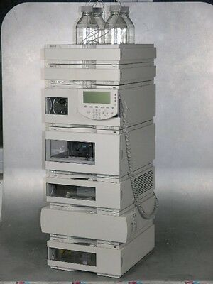 Agilent 1100 HPLC mit Gameboy, Software, Lizenz, PC, Wellplate