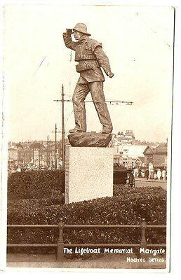 Lifeboat Memorial Margate G P Hoare Goodman's Studio Postcard