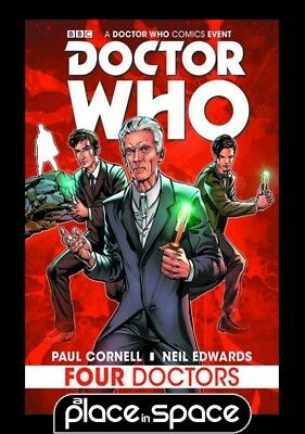 Doctor Who 2015 Four Doctors - Hardcover