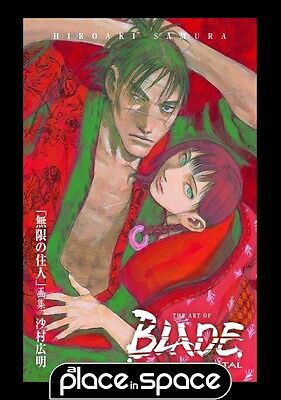 Art Of Blade The Immortal  - Hardcover