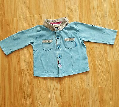 baby Boys ted baker jersey cardigan aged 6-9 months