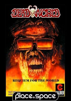 Deadworld Requiem For The World  - Softcover
