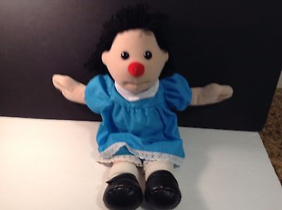 """Big Comfy Couch 1995 Commonwealth Toy PLush Doll  18.5"""" Tall VGC CUTE"""