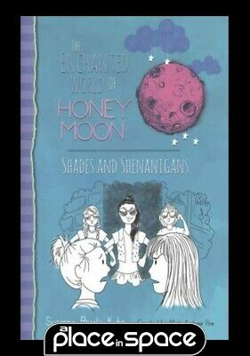 Honey Moon Shenanigans Prose Novel  - Hardcover