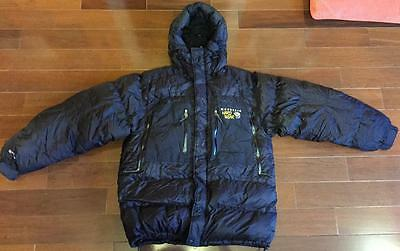 Mountain Hardware Absolute zero down parka 800 Fill Power SIZE L