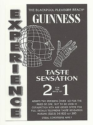 'Guinness Experience' ticket