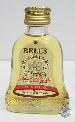 Miniature / Mignon Scotch Whisky BELL'S Extra Special (k)