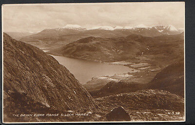 Scotland Postcard - The Beinn Eighe Range & Loch Maree    RS3274
