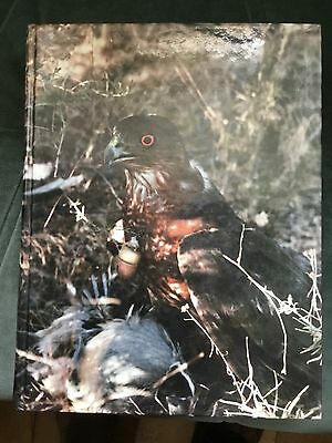 FALCONRY BOOK: DESERT HAWKING with a little help. Harry McElroy. Signed
