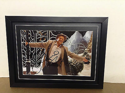 Bobby Davro Genuine Hand signed Photograph & COA