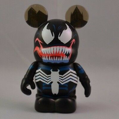 "Venom Disney Vinylmation 3"" Marvel Spiderman Series 2 Figure!"