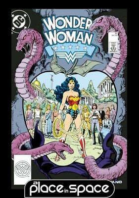 Wonder Woman By George Perez Omnibus  Vol 02 - Hardcover