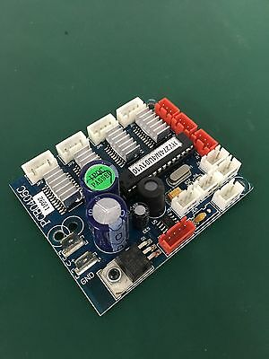 ADJ American DJ Vizi Spot 5R Spare Part All stepper Motor Driver Boards PCBs
