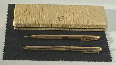 Vintage Sheaffer Ballpoint and Pencil set