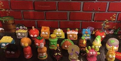 Grossery Gang Lot Of 22 Series 2 With Color Change & Glow In The Dark