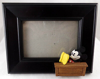 Disney Mickey at Desk Picture / Photo Frame