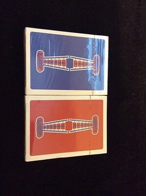 2 Decks Of jerry nugget playing cards Reprint.