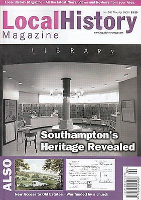 Southampton Heritage. Hertfordshire Oldest Estates. Coal Price. History co.844
