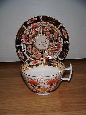 RARE ROYAL CROWN DERBY EARLY 19th CENTURY CUP & SAUCER ~ 1ST QUALITY ~ EXCELLENT