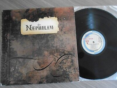 FIELDS OF THE NEPHILIM The Nephilim LP RARE SPANISH Beggars B Victoria 1988