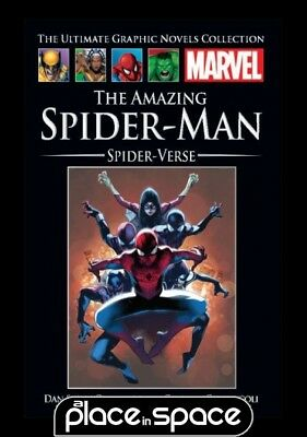 Marvel Graphic Novel Collection Vol 143 Amazing Spider-Man - Hardcover