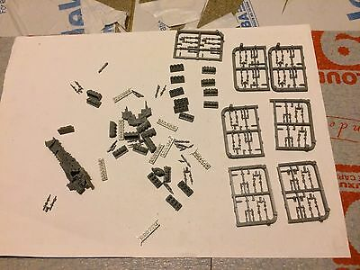 Battlefleet Gothic Ship Parts
